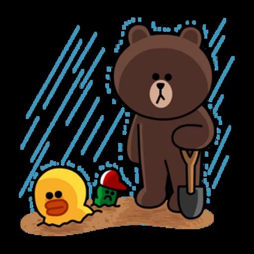 嬲熊大1 - Sticker 21