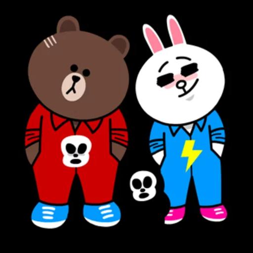嬲熊大1 - Sticker 23
