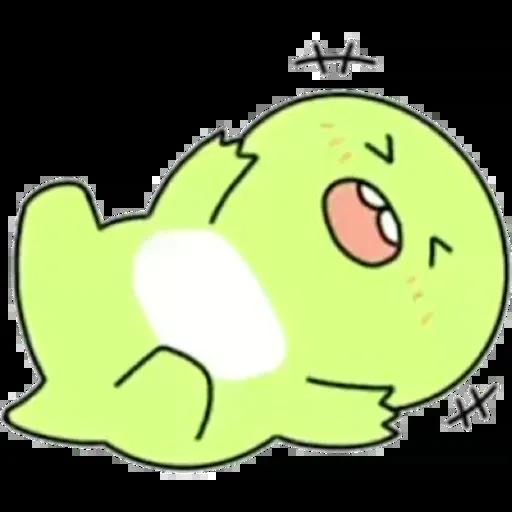 小恐龍 - Sticker 6