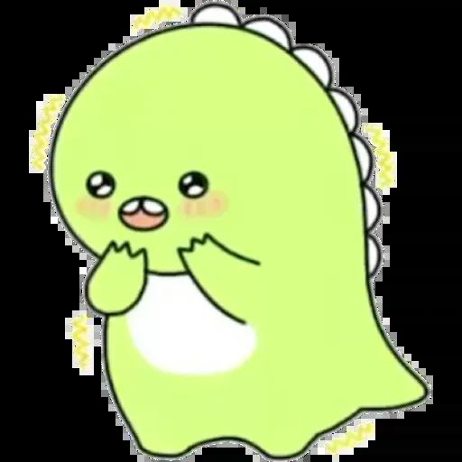 小恐龍 - Sticker 10