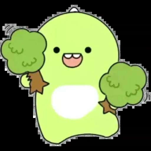 小恐龍 - Sticker 3