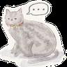 喪彪 - Tray Sticker