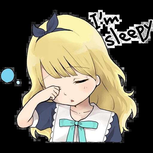 /start https://t.me/addstickers/LINE_A_little_girl_Alice_ENG - Sticker 14
