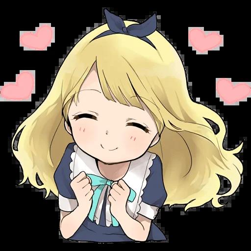 /start https://t.me/addstickers/LINE_A_little_girl_Alice_ENG - Sticker 28