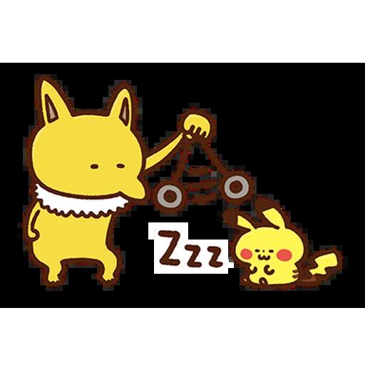 Pokemon - Sticker 21