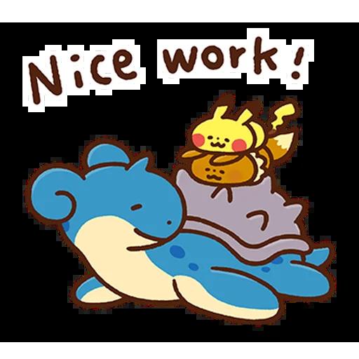 Pokemon - Sticker 20