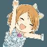 Love live Hanayo koizumi - Tray Sticker