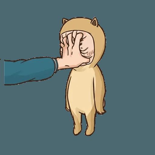 Fd - Tray Sticker
