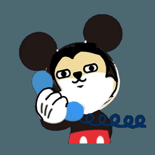 中國香港肥柴仔@扮嘢篇 - Sticker 16