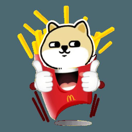 中國香港肥柴仔@扮嘢篇 - Sticker 23
