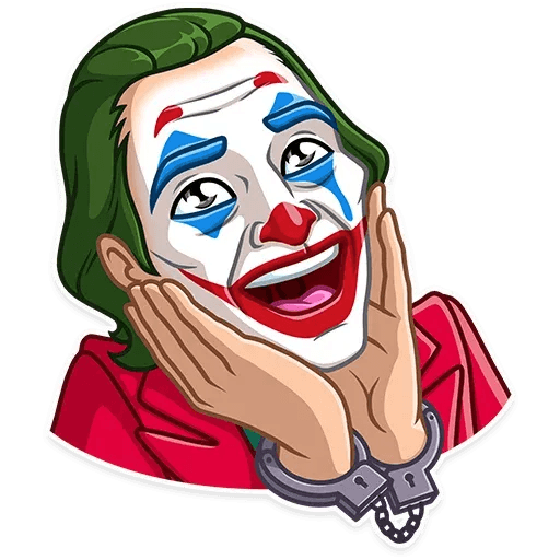 Joker - Sticker 7