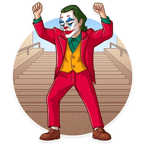Joker - Sticker 9