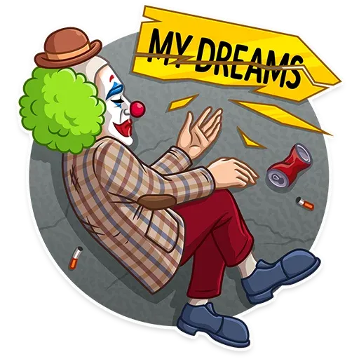 Joker - Sticker 6