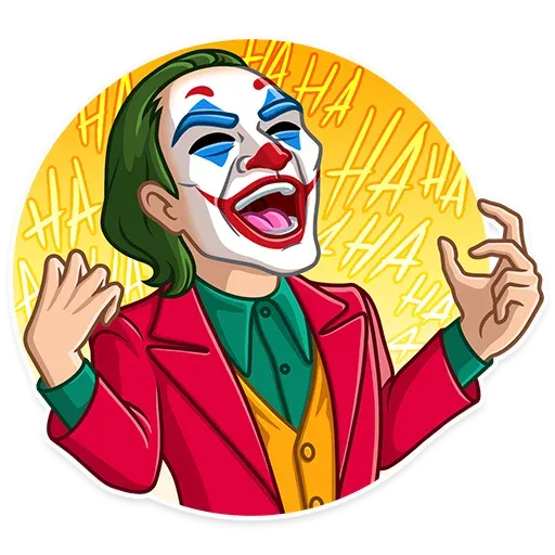Joker - Sticker 1
