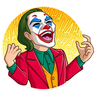 Joker - Tray Sticker