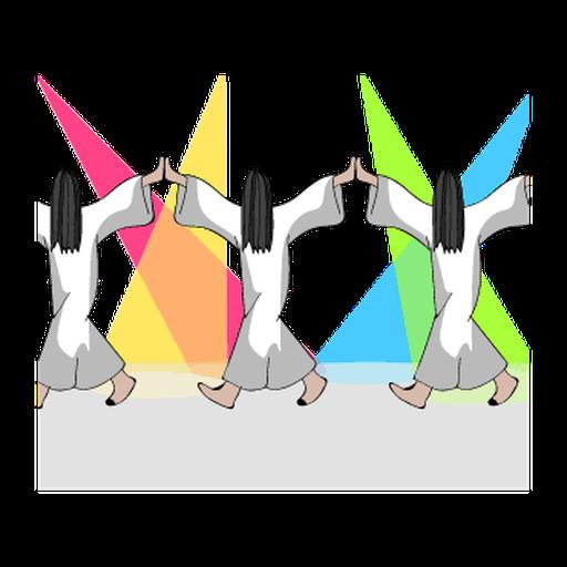 Let's Karaoke! 13: Costume Party - Sticker 8