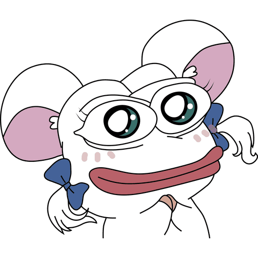 哈姆PE郎 - Tray Sticker
