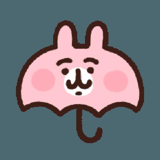 P助兔兔表情貼 5 - Sticker 19