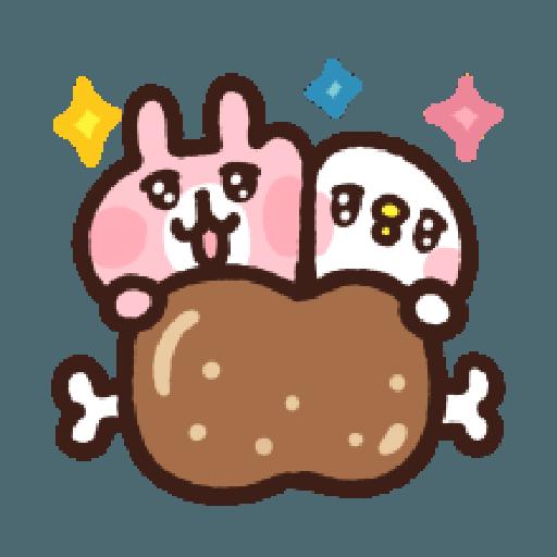 P助兔兔表情貼 5 - Sticker 14