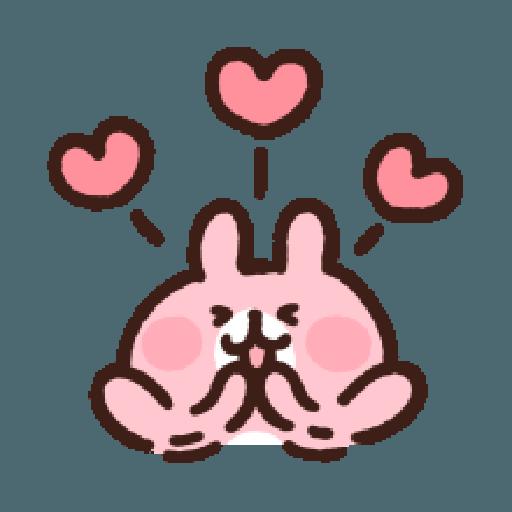 P助兔兔表情貼 5 - Sticker 2