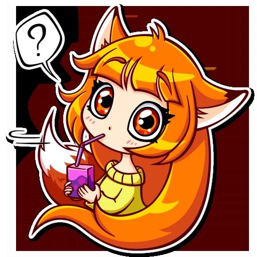 Alice Fox - Sticker 15