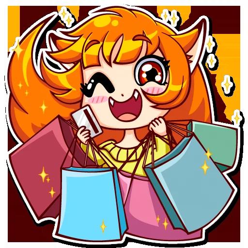 Alice Fox - Sticker 22