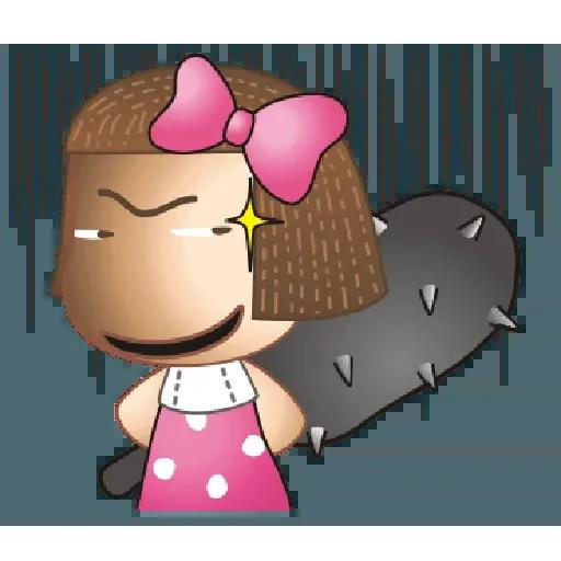Cute - Sticker 28