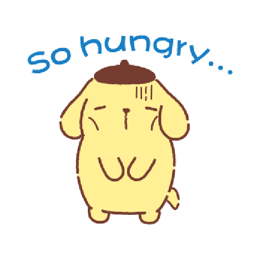 Pompompurin watercolor - Sticker 5