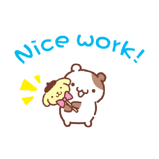 Pompompurin watercolor - Sticker 4