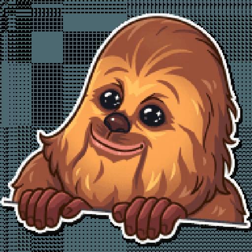 Chewbacca - Sticker 6