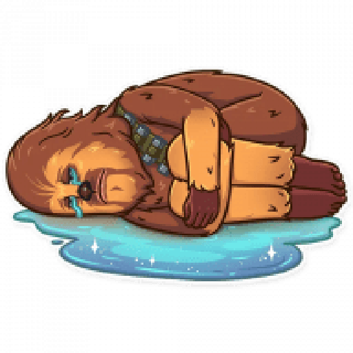 Chewbacca - Sticker 12