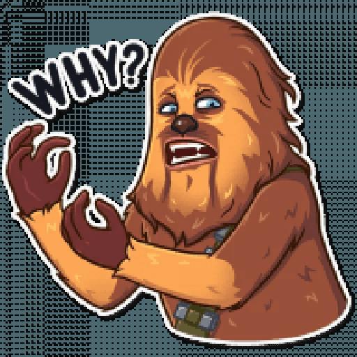 Chewbacca - Sticker 13