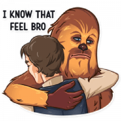 Chewbacca - Sticker 3
