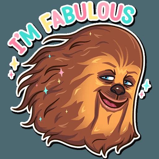 Chewbacca - Sticker 18