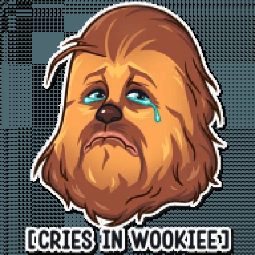 Chewbacca - Sticker 14