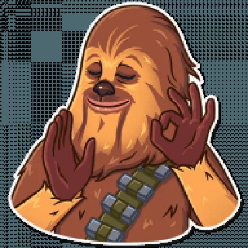Chewbacca - Sticker 16
