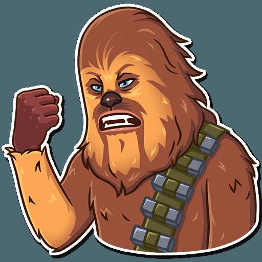 Chewbacca - Sticker 19