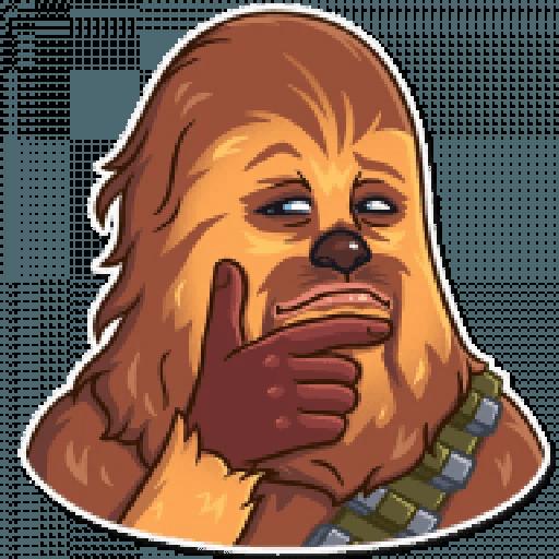 Chewbacca - Sticker 9