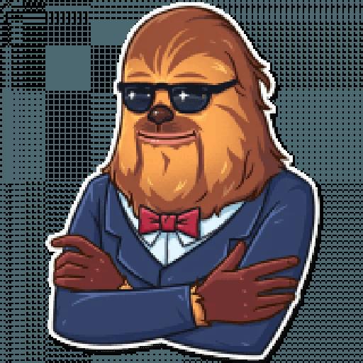 Chewbacca - Sticker 8