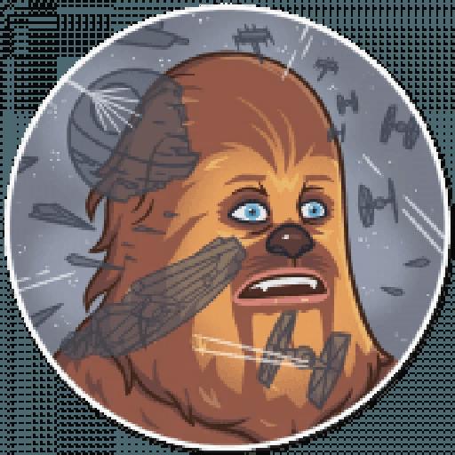 Chewbacca - Sticker 15