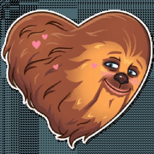 Chewbacca - Sticker 11