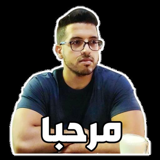 Younes Kassmi - Sticker 8