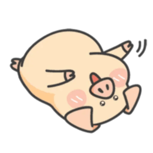 PigPig&GuaGua - Sticker 20