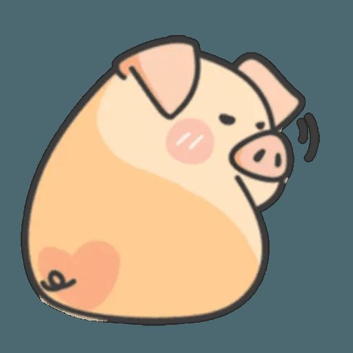 PigPig&GuaGua - Sticker 24