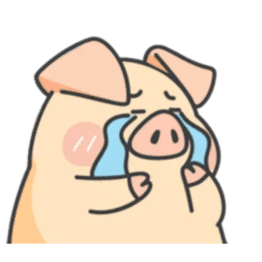 PigPig&GuaGua - Sticker 26