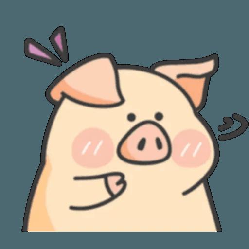 PigPig&GuaGua - Sticker 9