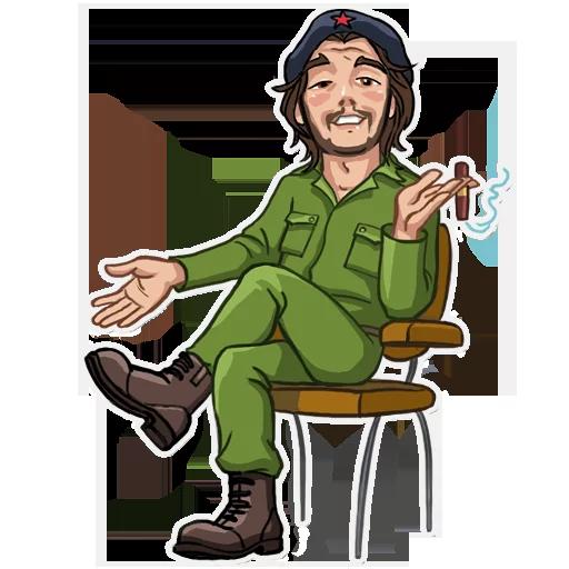 Che - Sticker 8