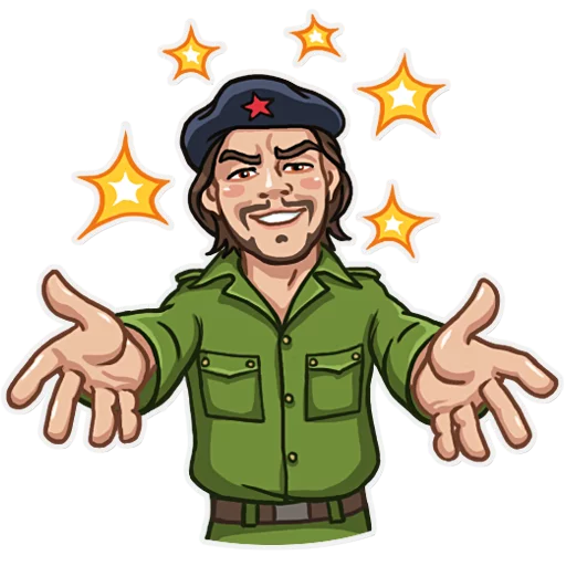 Che - Sticker 5