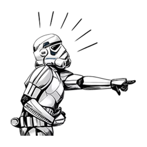 Star Wars Imperial - Sticker 10