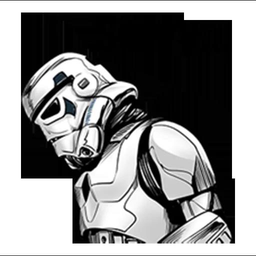 Star Wars Imperial - Sticker 17